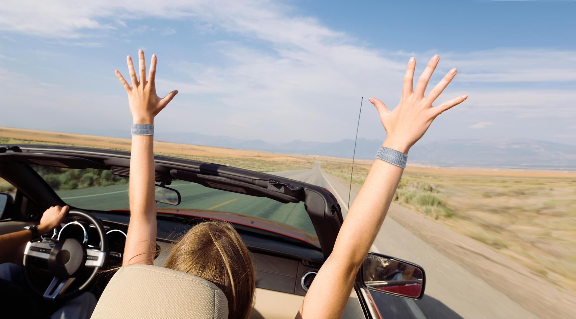 Wave Goodbye to Travel Sickness